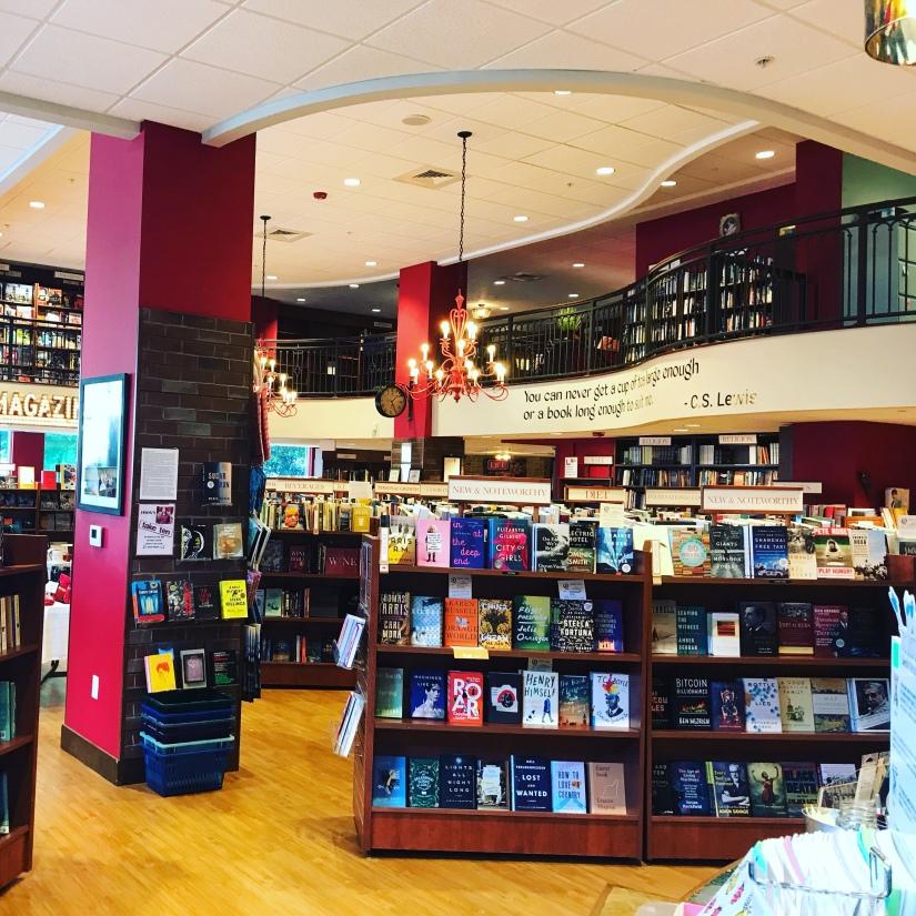 Quail Ride Bookstore, Raleigh, North Carolina, Books