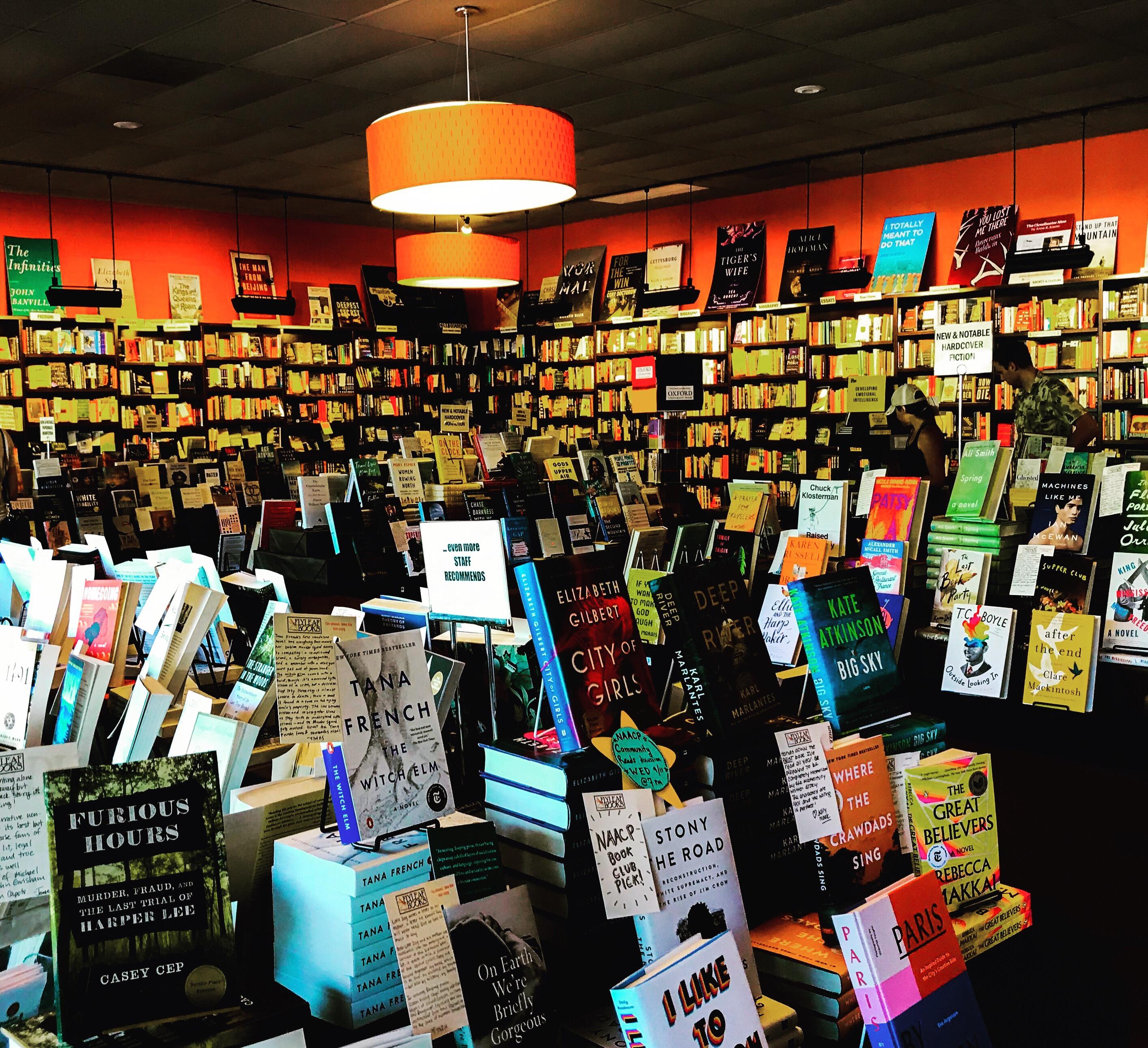 Chapel Hill, North Carolina Bookstore